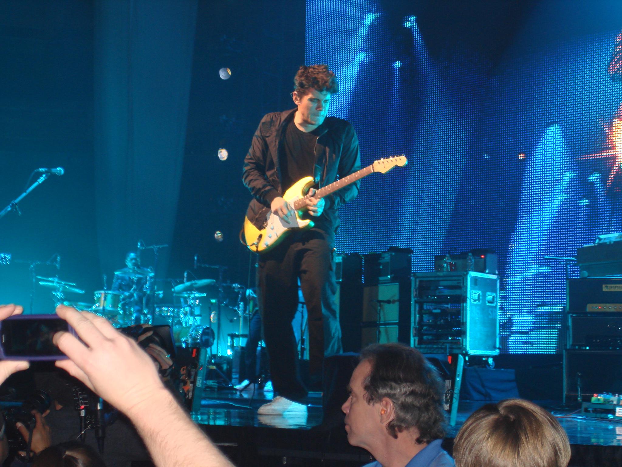 John Mayer Fixed Air